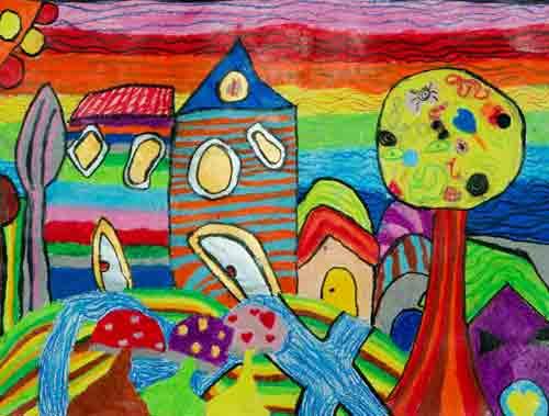 Spielhaus Kunstwerk