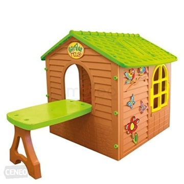 Mochtoys 5907442110456 Big House Gartentisch + Table - 1