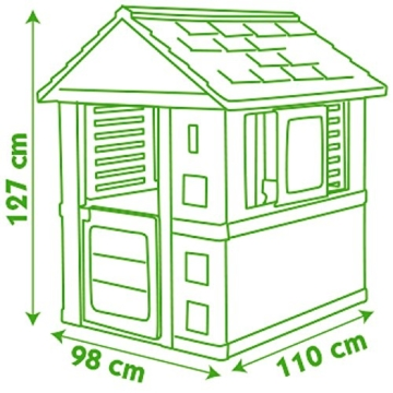 Smoby 310064 - Pretty Haus - 6