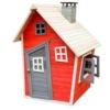 Umweltfreundliches Spielhaus für Kinder aus Fichtenholz Kinderspielhaus Holzhaus Garten - 1